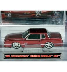 Matiso G Ridez 1986 Chevrolet Monte Carlo SS
