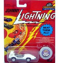Johnny LIghtning - White Lightning - Custom Spoiler
