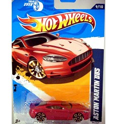 Hot Wheels Aston Martin DBS FTE Wheels