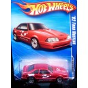 Hot Wheels 1992 Ford Mustang Race Car