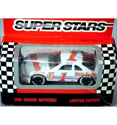 Matchbox NASCAR Superstars - Jeff Burton Baby Ruth Ford Thunderbird