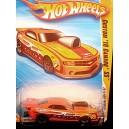 Hot Wheels Chevrolet Camaro NHRA Race Car
