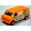 Corgi Juniors - Chevrolet Golden Eagle Van