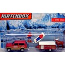 Matchbox Hitch & Haul - Jeep Cherokee with Pop Up Camper