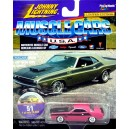 Johnny Lightning Muscle Cars USA - 1970 Dodge Challenger T/A