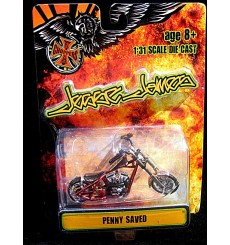 Jesse James West Coast Choppers - Penny Saved Custom Motorcycle