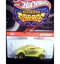 Hot Wheels Wayne's Garage Neat Streeter NHRA Gasser