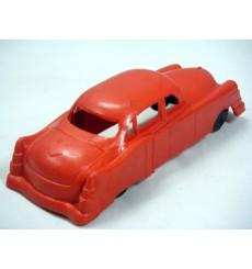 Marx: 1950's Gas Station Playset Cadillac Sedan