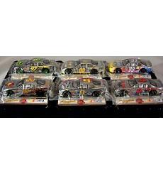 Racing Champions: 1999 Introduction NASCAR Set - Chrome Cars