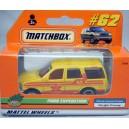 Matchbox Ford Expedition EMT Ambulance - Euro Ed