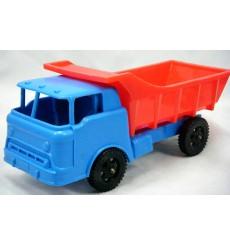 Processed Plastic - Dump Truck
