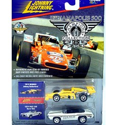 Johnny Lightning: Indianapolis 500 Champions - 1974