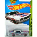 Hot Wheels 1970 Buick GSX Muscle Car
