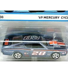 Hot Wheels Cool Classics - 1969 Mercury Cyclone GT