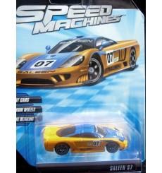 Hot Wheels Speed Machines Saleen S7 Supercar