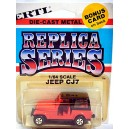 ERTL - Replica Series - Jeep CJ7