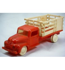 California Moulders (No. CM 100) - Stake Bed Truck