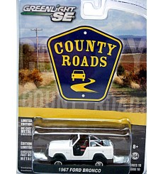 Greenlight - County Roads - 1967 Ford Bronco
