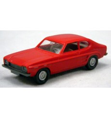 Wiking - Vintage HO Scale Ford Capri