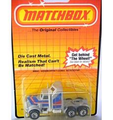 Matchbox Kenworth Conventional Aerodyne Tractor Cab