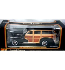 Maisto 1:18 Scale - 1948 Chevrolet Fleetmaster Woody Station Wagon