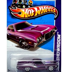 Hot Wheels Super Treasure Hunt - Ford Ranchero Pickup Truck