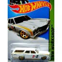 Hot Wheels - 1970 Hurst Chevrolet Chevelle SS Station Wagon
