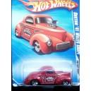 Hot Wheels 1941 Hot Wheels Speed Shop Willys Gasser