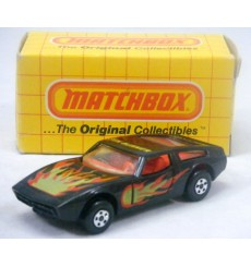 Matchbox (MB37D-2) - SunBurner Maserati