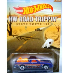 Hot Wheels - Road Trippin' - Dodge Rampage Pickup Truck