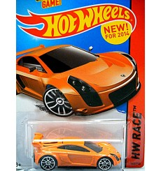 Hot Wheels: Mastretta MXR