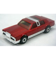 Matchbox: Lincoln Town Car