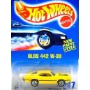 Hot Wheels - Oldsmobile 442 W-30
