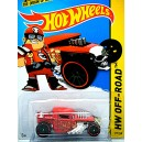 Hot Wheels Bone Shaker Hot Rod Ford Pickup Truck