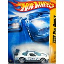 Hot Wheels 2008 First Edition Series: Acura NSX Sports Car