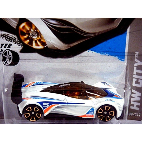 Hot Wheels Mazda Furai Supercar With Fte Wheels Global Diecast