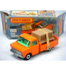 Matchbox (MB66-C) - Ford Transit
