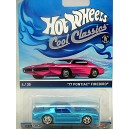 Hot Wheels Cool Classics - 1977 Pontiac Firebird Trans Am