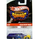 Hot Wheels Larry's Garage - 1966 Pontiac GTO Custom Station Wagon