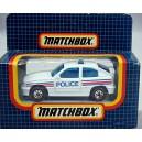 Matchbox - Vauxhall Astre GTE Police Car