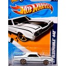 Hot Wheels - 1967 Oldsmobile 442 Muscle Car