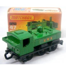 Matchbox Pannier Tank Engine