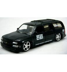 Jada: Chevrolet Suburban Coroner CSI Truck