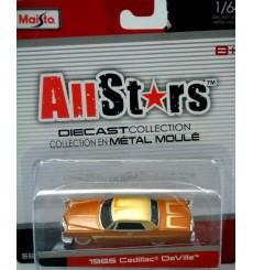 Maisto All Stars - 1965 Cadillac Coupe DeVille