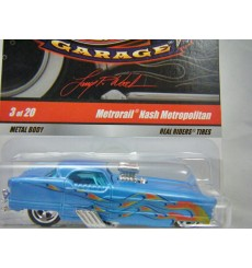 Hot Wheels Larrys Garage Nash Metropolitan NHRA Dragster