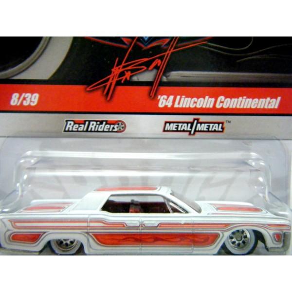 hot wheels wayne 39 s garage 1964 lincoln continental. Black Bedroom Furniture Sets. Home Design Ideas
