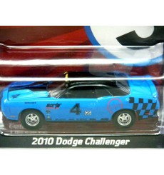 Greenlight Road Racers - 2010 Dodge Challenger