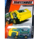 Matchbox - Garbage Gulper - Front Load Recycler