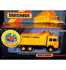 Matchbox SuperKings K-139 Iveco Tipper Truck