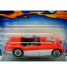 Hot Wheels Austin Healey Roadster